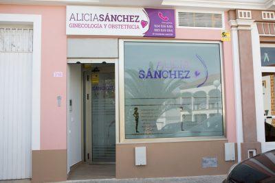 Clínica de ginecología en Monesterio
