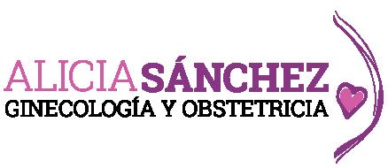 Alicia Sánchez Logo